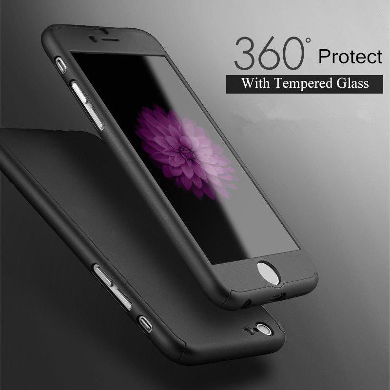 carcasas 360 iphone 6splus transparente