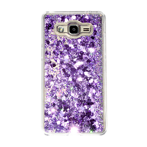 fc96a600722 Caratula Liquid Design Collection Morado Samsung Grand Prime